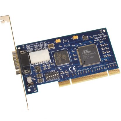 7107 PCI 1-Port RS-422, RS-485 Serial Interface w/ Standard Profile Bracket