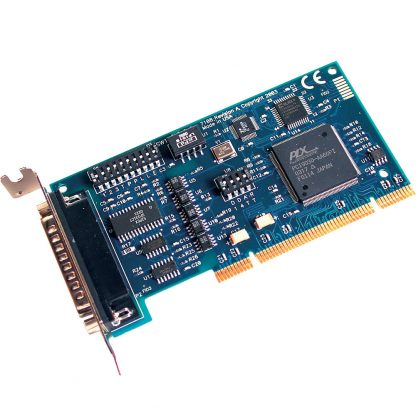 Low Profile PCI 1-Port RS-232, RS-422, RS-485 Isolated Serial Interface