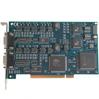 PCI 2-Port RS-232, RS-422, RS-485 Isolated Serial Interface