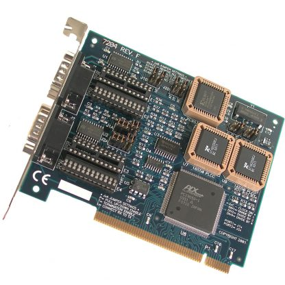 PCI 2-Port RS-422, RS-485 Serial Interface