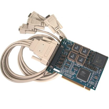 PCI 4-Port RS-422, RS-485 Serial Interface
