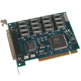 PCI 16 Reed Relay Output Digital Interface