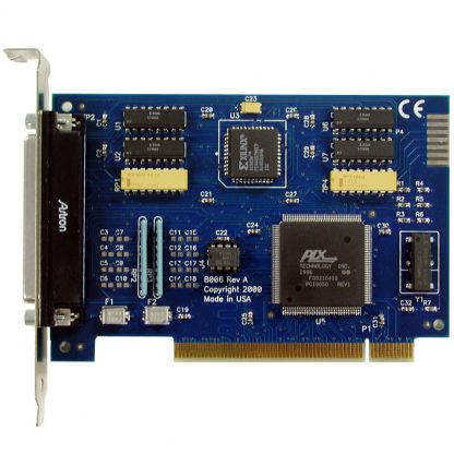 PCI 16 Isolated Input Digital Interface (10-30V)