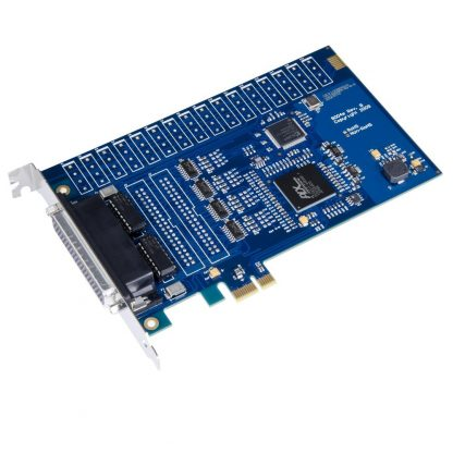 8006e PCI Express 16 Isolated Input Board Connector View