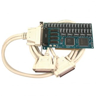 PCI 32 Channel Reed Relay Output Digital Interface