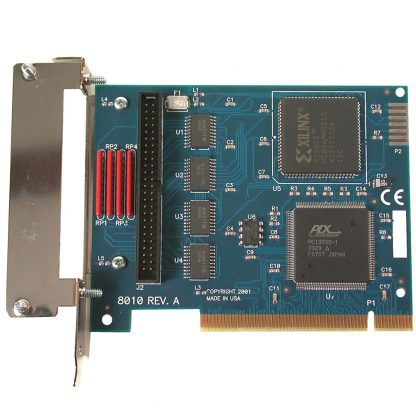 PCI 32 Channel TTL Digital Interface