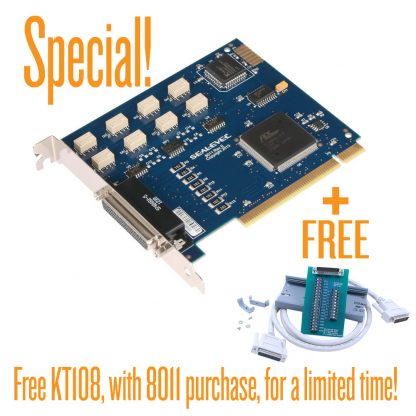 KT108 Free, with purchase of 8011, for a limited time