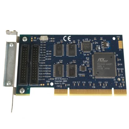 Low Profile PCI 24 Channel TTL Digital Interface
