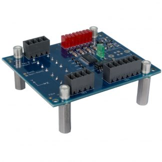 USB to 4 Optically Isolated Inputs / 4 Reed Relay Digital Interface Adapter