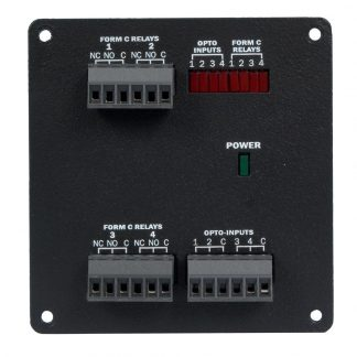 USB to 4 Optically Isolated Inputs / 4 Form C Relay Outputs Digital Interface Adapter