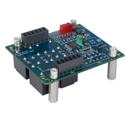 USB to 4 Form C Relay Outputs Digital Interface Adapter