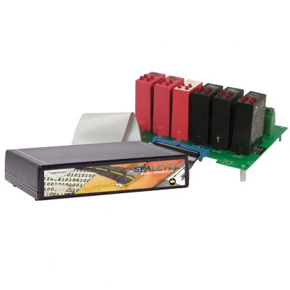 Application Example: 8205FX w/ 24-Position Relay Rack (Item# PB24HS)