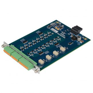 SeaRAQ 16 Channel Isolated Digital Inputs, 4 Form C Relay Outputs