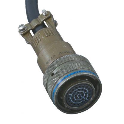 9065QD-PSC-5D Connector Detail for AN/PSC-5D