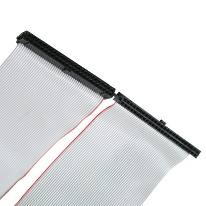 50-Pin IDC to 50-Pin IDC Ribbon Cable, 40 inch Length