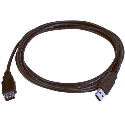 USB Type A to USB Type A, 3 meters - Extension Cable