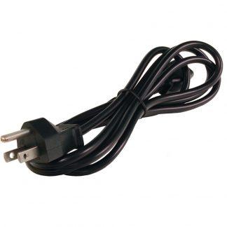 """US Power Cord, 72"""" Length - (IEC 3, NEMA 5-15P)"""