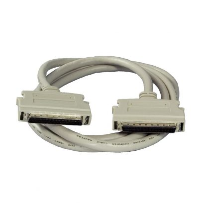 Latching MDB68 Male to Latching MDB68 Male Cable, 72 inch Length