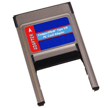 PCMCIA to CompactFlash Type II Adapter
