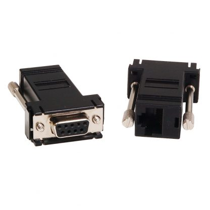 DB9 Female to RJ45 - Preconfigured for 7107 (RS-485)