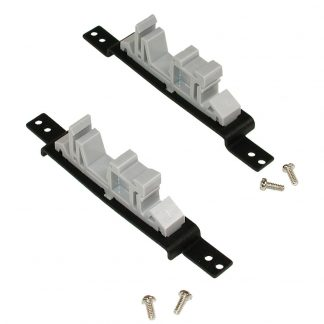 DIN Rail Mounting Clips - for 220x, 240x, 820x