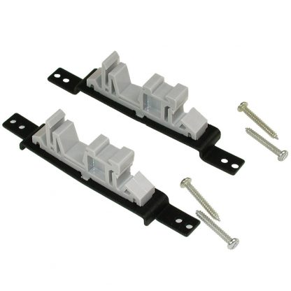 DIN Rail Mounting Clips - for 440x, 480x, 280x