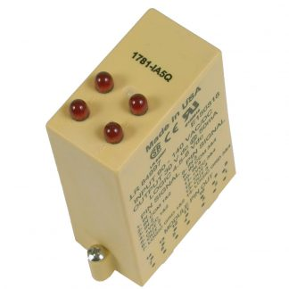 Quad Solid-State Relay, AC Input