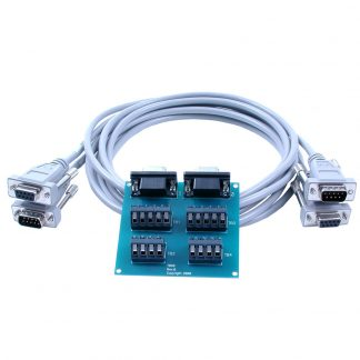 Terminal Block Kit - TB06 + (2) CA127 Cables