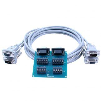 Terminal Block Kit - TB06 + (2) CA127 Cables