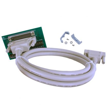 Terminal Block Kit - TB02 + CA206 Cable - for 8012e, 8012