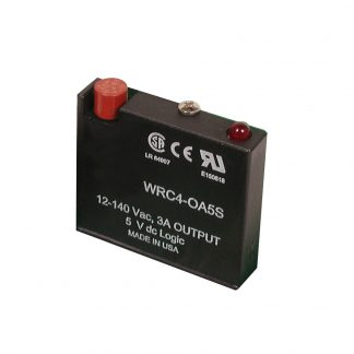 Single Point Discrete 120V AC Output Module