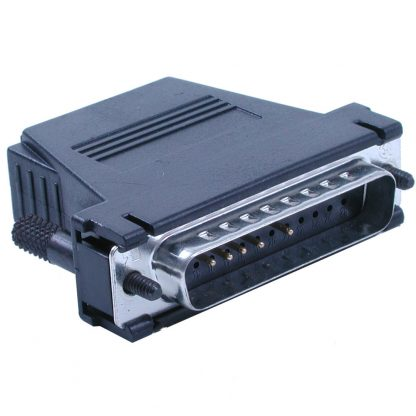 DB25 Male to RJ45 - Preconfigured for RS-232 RJ45 Serial Devices