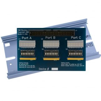 Relay Rack Simulation Module - 50-Pin Header