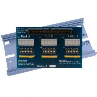 Relay Rack Simulation Module - 50-Pin Header