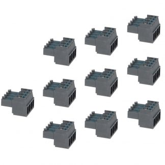 Terminal Blocks - 4 Position Screw Terminal (10 Pack)