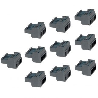 Terminal Blocks - 5 Position Screw Terminal (10 Pack)