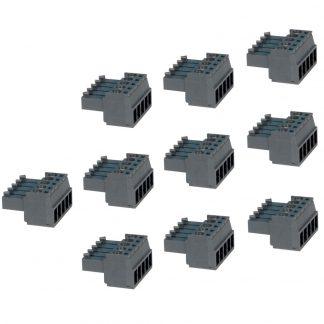 Terminal Blocks - 5 Position Screw Terminal (10 Pack)