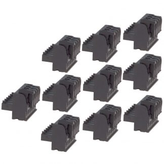 Terminal Blocks - 6 Position Spring Clamp (10 Pack)