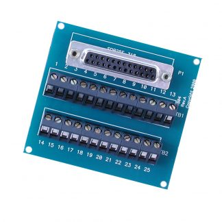 Terminal Block - DB25 Female to 25 Screw Terminals