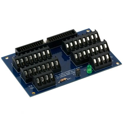 Terminal Block - 50-Pin Header to 40 Screw Terminals