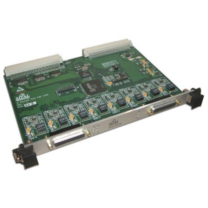 MIL-STD-1553 Eight-Channel VME Board
