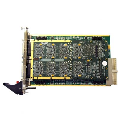 MIL-STD-1553 Eight-Channel Compact PCI Board