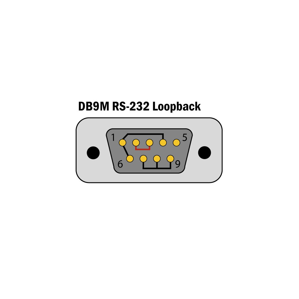 Sealink 232 Db9 Sealevel Usb Rs232 Converter Circuit Schematic 2105r Db9m Rs Loopback Diagram