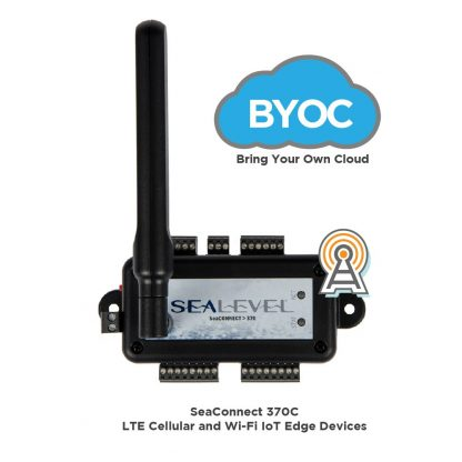 SeaConnect LTE 25MB Cellular Data Plan, BYOC (Monthly)