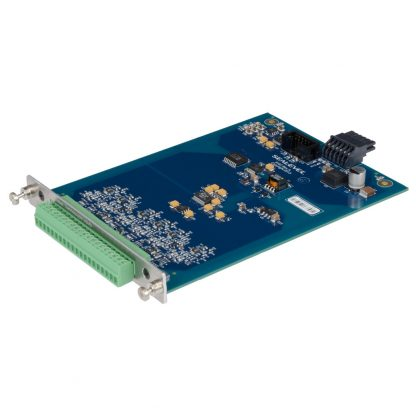 SeaRAQ 6 Isolated Thermocouple Inputs (Type E, J, or K)