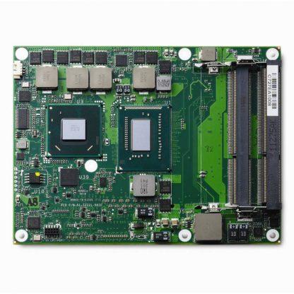 IBR-i3-3217UE COM Express Module Top View