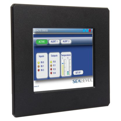 """400 MHz ARM9 C1D2/ATEX Zone 2 Touchscreen Computer with 128MB SDRAM, 8.4"""" TFT LCD"""