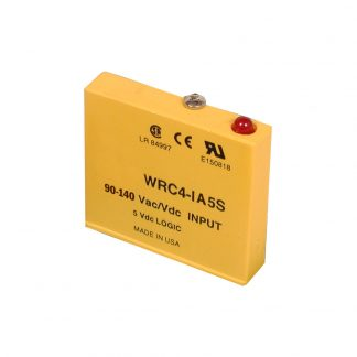 Single Point Discrete 120V AC/DC Input Module