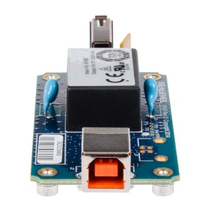 ISO-1-OEM USB Isolator High-Retention USB Type B Connector (Host Connection)