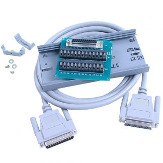 Terminal Block Kit - TB04 + CA104 Cable